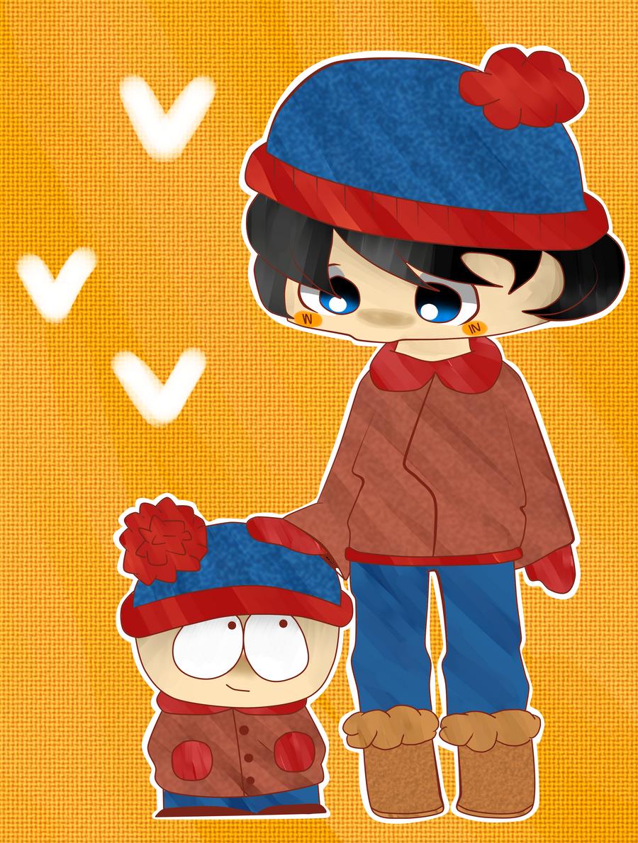SP - Stan and Little Stan by TweekPark