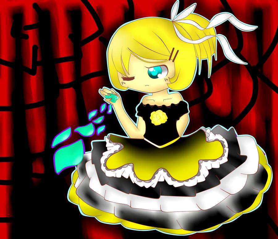 Daughter of Evil by TweekPark