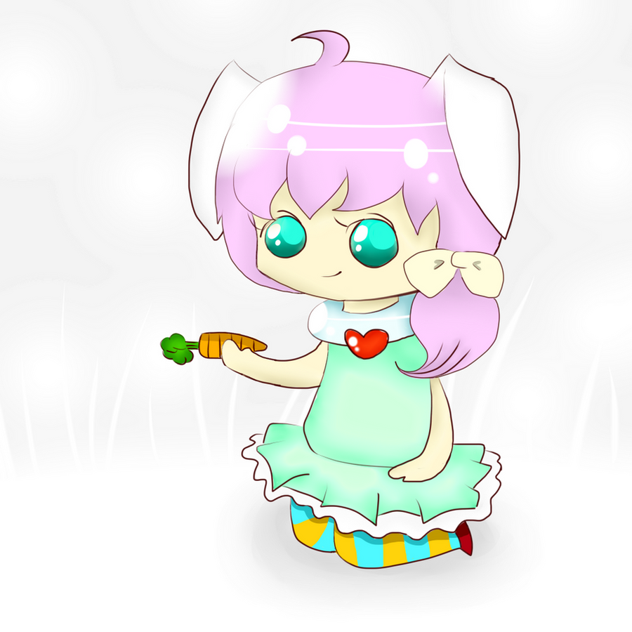 Bunny Girl by TweekPark