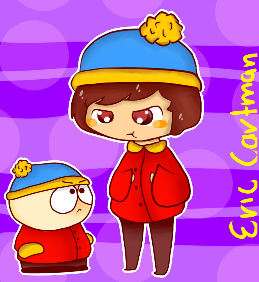 Eric Cartman x2 by TweekPark