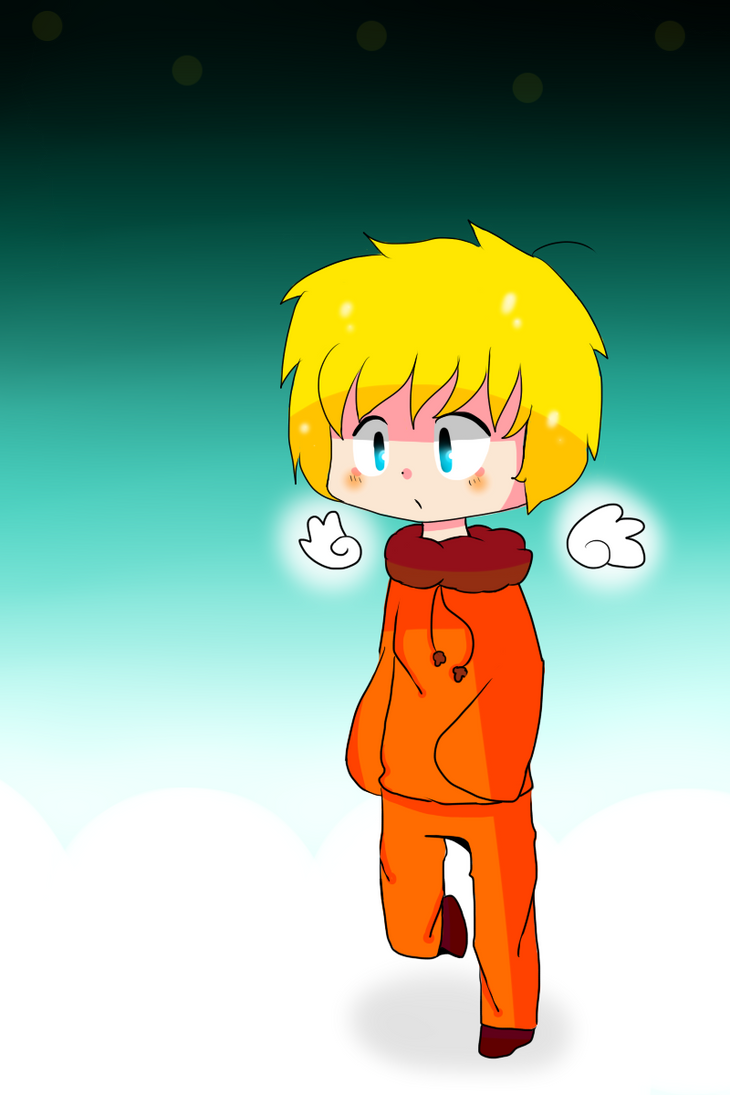 Kenny's up high by TweekPark