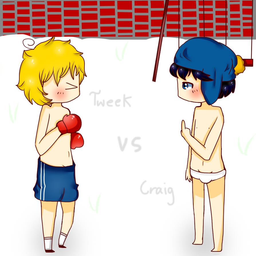 Tweek vs Craig by TweekPark