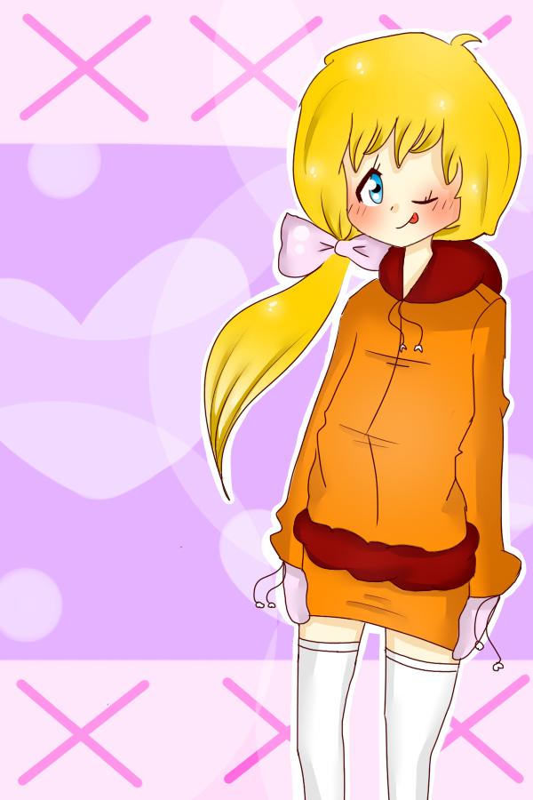 Kenny girl version by TweekPark