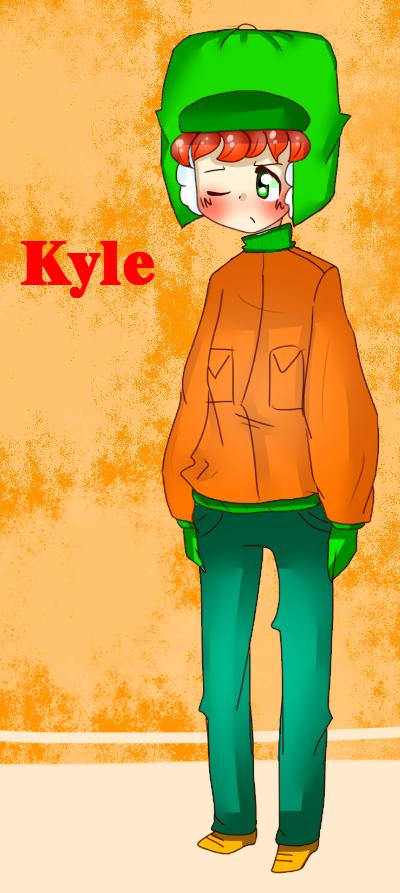 Kyle Kyle Kyle by TweekPark