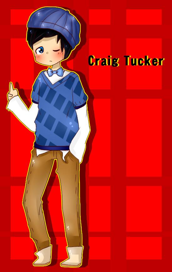 Craig has style by TweekPark