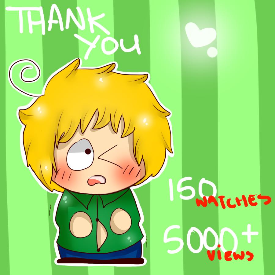 Thank you guys! by TweekPark