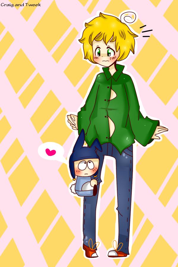 Get off me Craig! by TweekPark