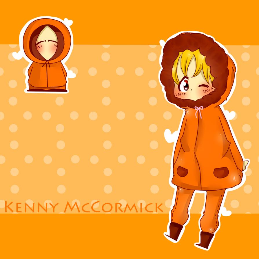 Kenny is so orange by TweekPark