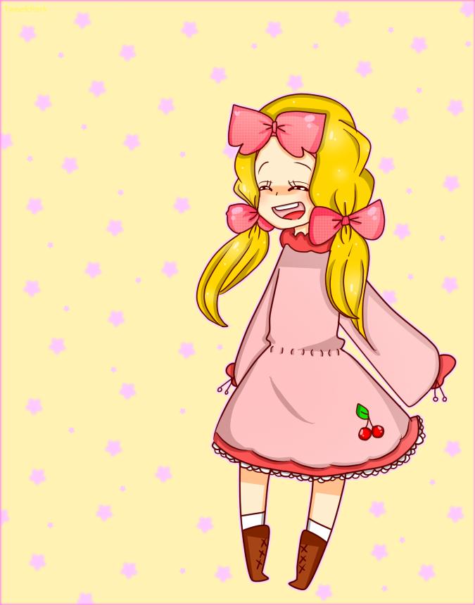 Cherry Marjorine by TweekPark