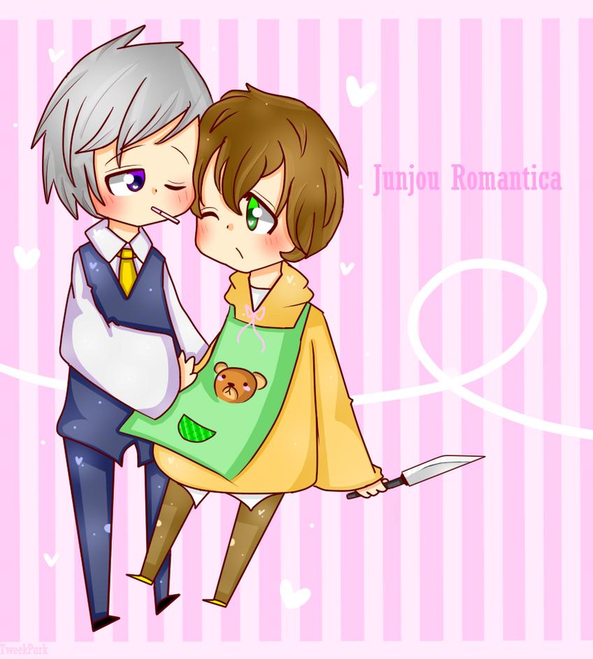 Junjou Romantica by TweekPark