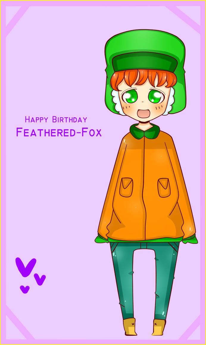 Happy Birthday by TweekPark