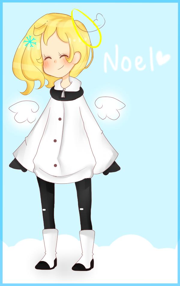 R - Noel by TweekPark