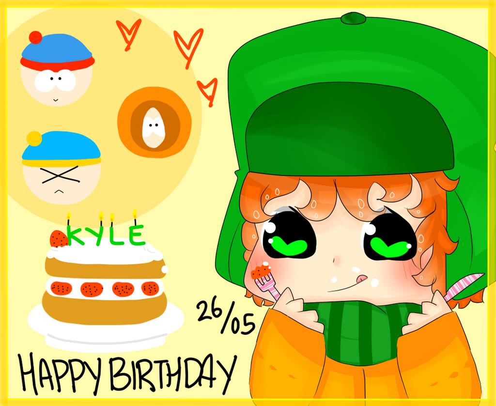 HappyBD KYLE by TweekPark