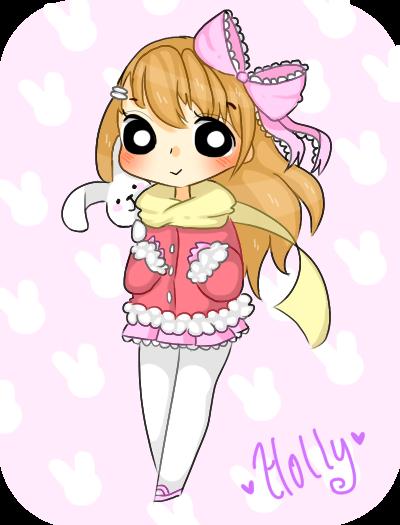 R - Holly by TweekPark
