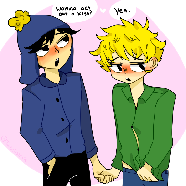 after holding hands by TweekPark