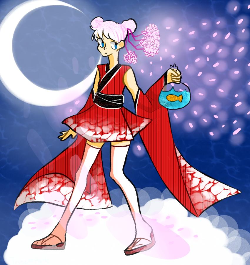 Kimono by TweekPark