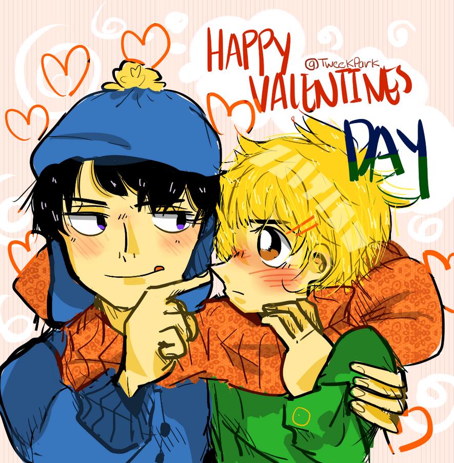 Happy V Day by TweekPark