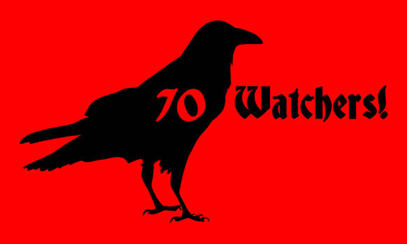 70 Watchers!