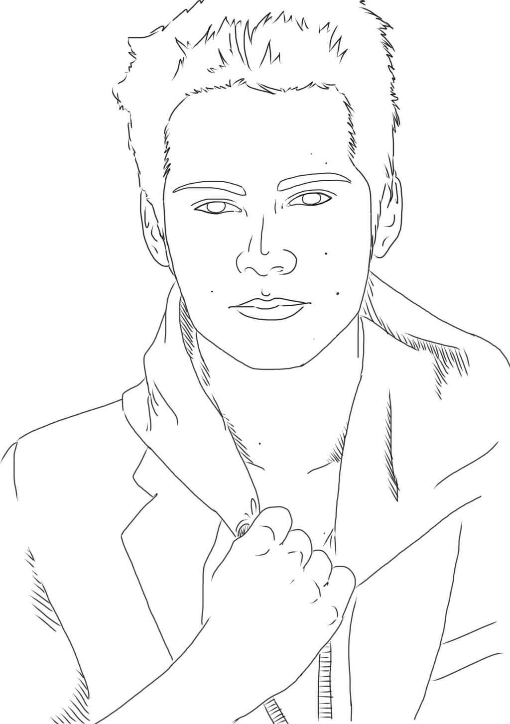 dylan coloring pages - photo#32