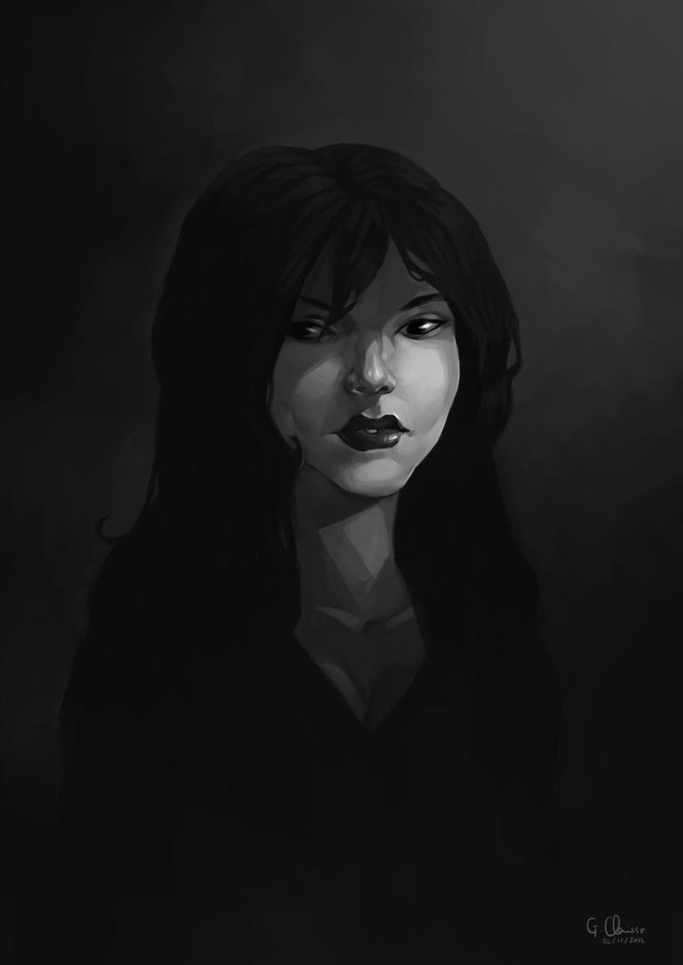 Portrait by guimero64