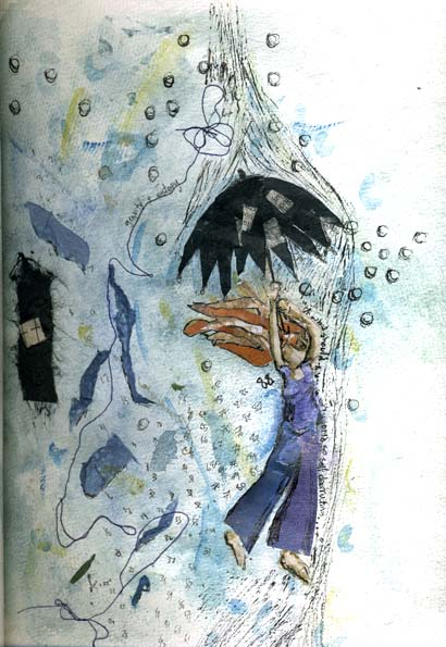 Umbrella 3 by quixotical