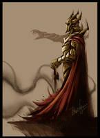 Sauron by zamzami