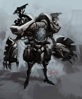 Battlesuit by zamzami