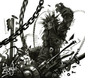 Lobo - redesign by zamzami
