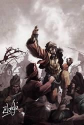 Jementah War - cover by zamzami