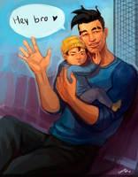 my dream daddy by Kazekuart