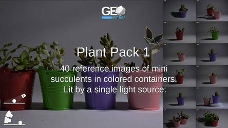 Plant Pack 1 by GeoArtRef