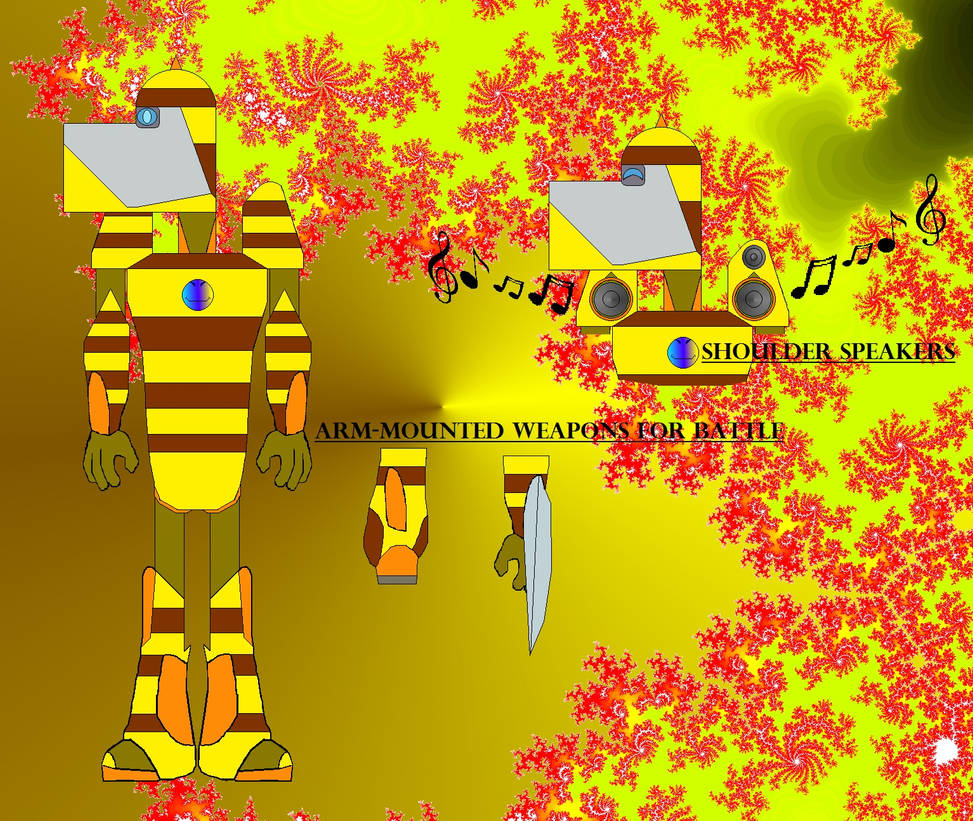 TNT-Bee -REMAKE