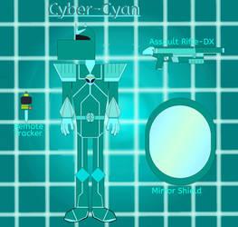 Cyber-Cyan