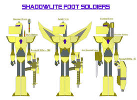 Shadowlite Foot Soldiers