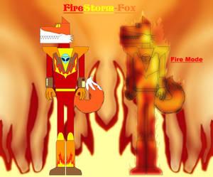 Firestorm-Fox