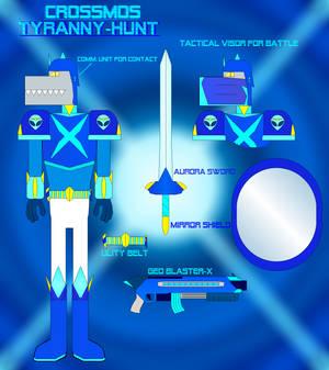 Crossmos Tyranny-Hunt
