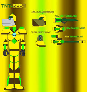 TNT-Bee new style
