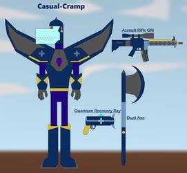Casual-Cramp