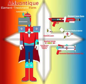 Aidvantique - Element-Treatment Form