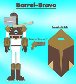 Barrel-Bravo