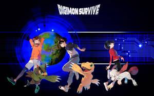 Digimon SURVIVE - Wallpaper