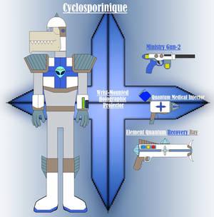 Cyclosporinique