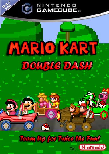 Mario Kart Double Dash 16 Bit By Jdunning619 On Deviantart