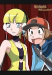 Elesa, Black Pokemon Special