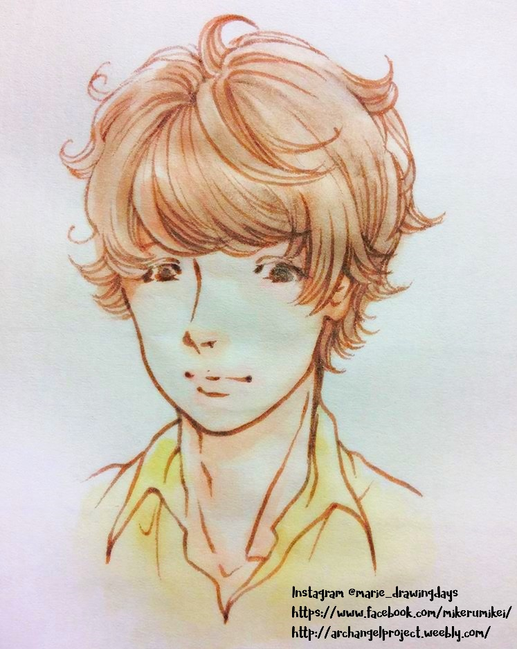 Masaomi Asahina from Brothers Conflict by Mikeru-Archpro