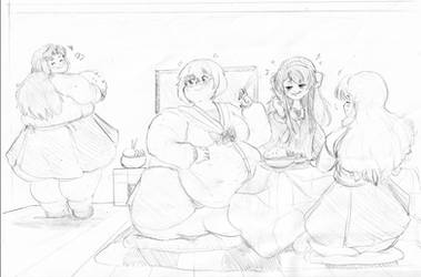 Comm: Dissapearance of Nagato's Lunch