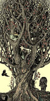 under the heart-tree