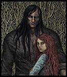 her Hound, his Wolf