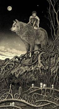Adora the Wolf Princess