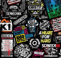 Shirt Designs 2008 by ruudvaneijk